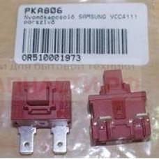 Кнопка-выключатель (3403-001124) пылесоса САМСУНГ (зам Indesit-301975