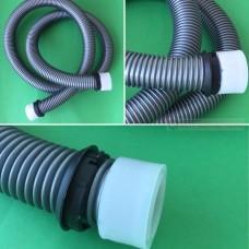 Шланг для пылесоса (32\40) универс. с кольцами, 1.8м, D-32\40мм (шлат009)