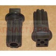 Втулка шнека БРАУН ( MM0339W) (черная) BR7002718, BR4195614, br.7002718