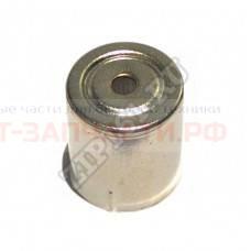 Колпачок магнетрона (KMG001) d=15мм (круглое отверстие малое)(МАГМ002)