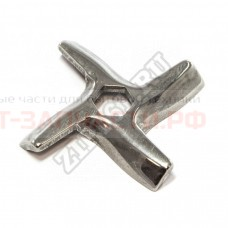 нож мясорубки МУЛИНЕКС (0926063) шестигранник, N436, MS-0926063, НОЖМ007