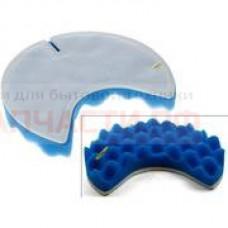 Фильтр пылесоса (DJ97-00849A) САМСУНГ (губка), зам. FSH45, DJ97-00849C, FSM-02
