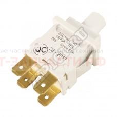 кнопка сетевая БЕКО (540400) (Сетевой выключатель) (b2808540400) , зам.2808540600, SWT200AC(ВЫКС001)