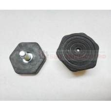 ножка (L296866) ИНДЕЗИТ (m8, H=230mm, D=30mm) зам. 087084 (214536)