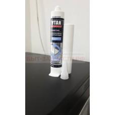 герметик ТИТАН белый 80мл, силиконовый